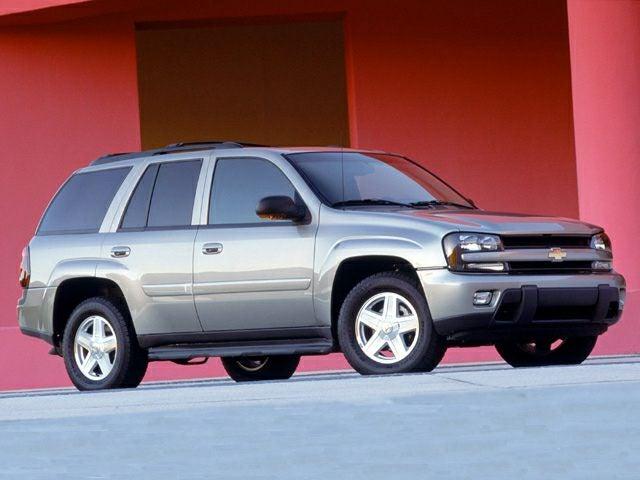2005 Chevrolet TrailBlazer LT In Eden, NC   Tri City Kia